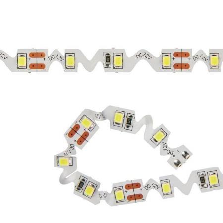Фото - Светодиодная лента (10777) 3M холодный белый 28.8W ULS-Z01 2835-60LED/m-8mm-IP20-DC12V-9,6W/m-3M-DW standard usb 3 0 a male am to usb 3 0 a female af usb3 0 extension cable 0 3 m 0 6 m 1 m 1 5 m 1 8m 3m 1ft 2ft 3ft 5ft 6ft 10ft
