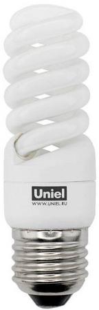 Лампа энергосберегающая спираль Uniel 05980 E27 13W 4000K ESL-S21-13/4000/E27 цена 2017