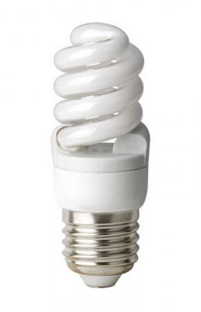 Лампа энергосберегающая спираль Uniel 01155 E27 8W 2700K ESL-S41-08/2700/E27 лампа энергосберегающая uniel 2g7 11w cпираль белый