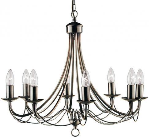 Подвесная люстра Arte Lamp Maypole A6300LM-8AB цены онлайн