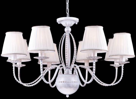 Подвесная люстра Arte Lamp Calamaro A2046LM-8WG подвесная люстра arte lamp calamaro a2046lm 5wg