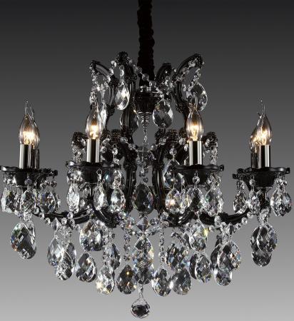 Подвесная люстра Osgona Champa Nero 879087 подвесная люстра lightstar ls 879 879087