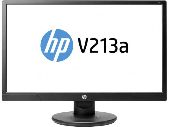 "Монитор 21"" HP V213a черный TFT-TN 1920x1080 200 cd/m^2 5 ms VGA DVI Аудио W3L13AA монитор 23 lg 24m38d b черный tn 1920x1080 200 cd m^2 5 ms dvi vga 23cav42k b aruz"