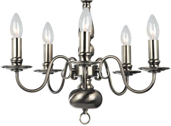 Подвесная люстра Arte Lamp Antwerpen A1029LM-5AB