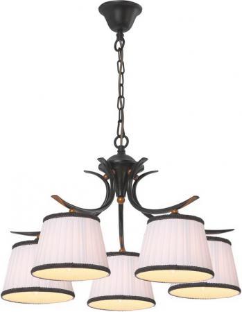 Подвесная люстра Arte Lamp Irene A5133LM-5BR подвесная люстра arte lamp irene a5133lm 5br