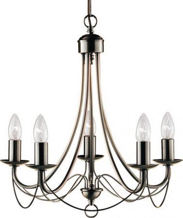 Купить Подвесная люстра Arte Lamp Maypole A6300LM-5AB
