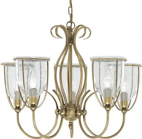 цена на Подвесная люстра Arte Lamp Salvador A6351LM-5AB