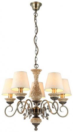 Купить Подвесная люстра Arte Lamp Ivory A9070LM-5AB