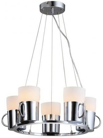 Подвесная люстра Arte Lamp Brooklyn A9484SP-5CC бра arte lamp brooklyn a9484ap 1cc