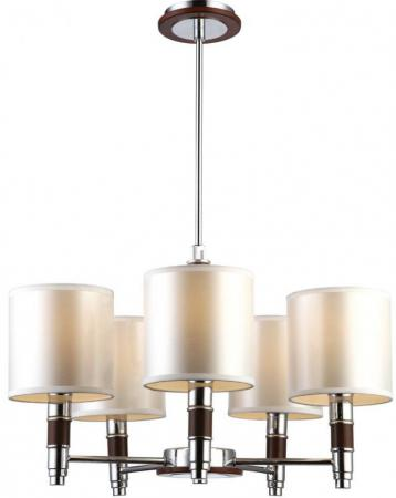 Подвесная люстра Arte Lamp Circolo A9519LM-5BR arte lamp a9519lm 5br