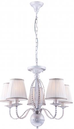 Подвесная люстра Arte Lamp Calamaro A2046LM-5WG