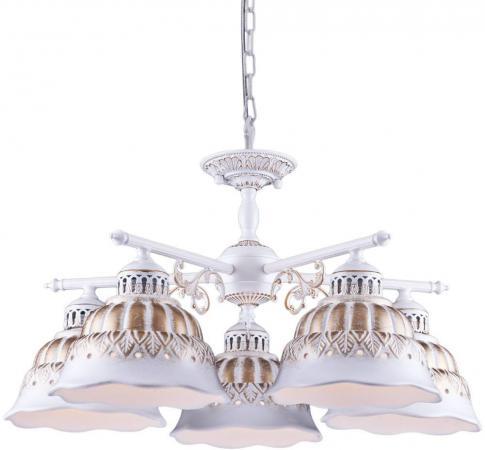 Подвесная люстра Arte Lamp Chiesa A2814LM-5WG arte lamp подвесная люстра chiesa a2814lm 5wg