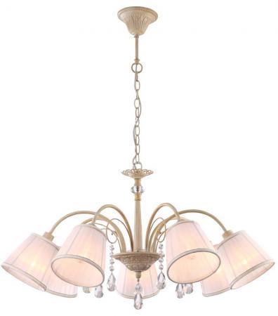 Подвесная люстра Arte Lamp Alexia A9515LM-7WG arte lamp lucia a9594lm 7wg