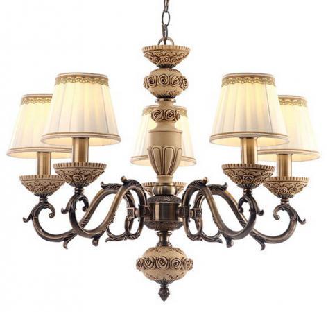 Подвесная люстра Arte Lamp Cherish A9575LM-5AB a promise to cherish