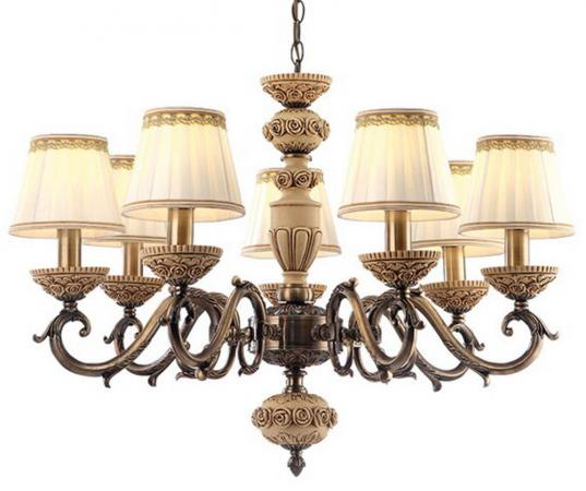 Подвесная люстра Arte Lamp Cherish A9575LM-7AB a promise to cherish