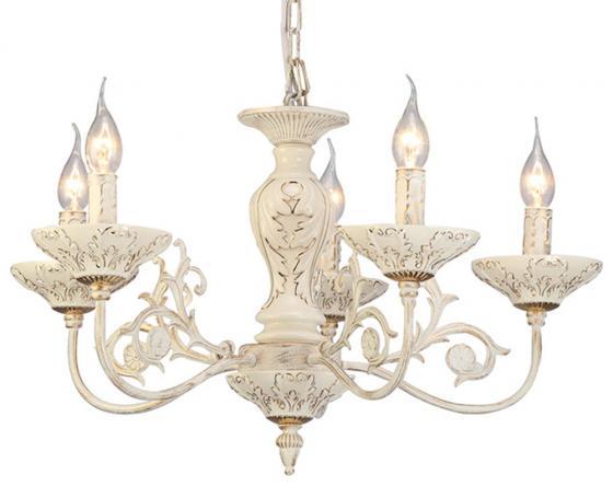 Подвесная люстра Arte Lamp Faina A5326LM-5WG arte lamp подвесная люстра arte lamp faina a5326lm 8wg