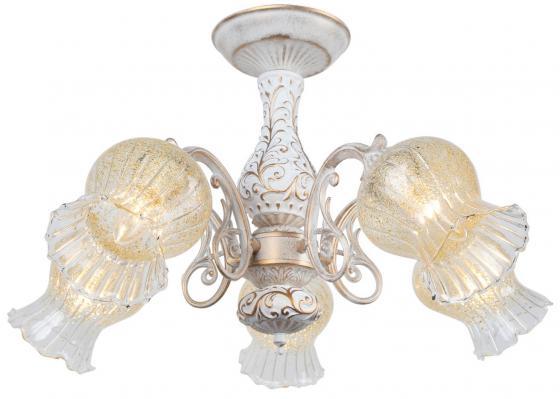 Подвесная люстра Arte Lamp Gemma A6336PL-5WG  arte lamp gemma a6336pl 5wg