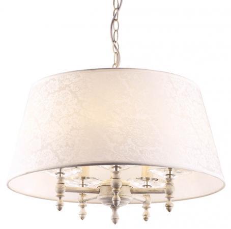 Подвесная люстра Arte Lamp Granny A9566SP-5WG подвесная люстра arte lamp granny a9566lm 5wg