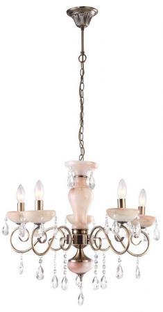 цена на Подвесная люстра Arte Lamp Onyx Red A9591LM-5AB
