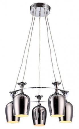Подвесная люстра Arte Lamp Rondo A8071LM-5CC цена и фото