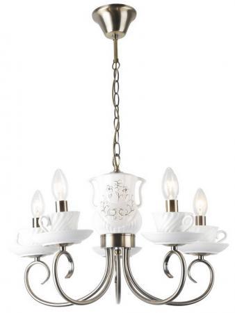 Купить Подвесная люстра Arte Lamp Teapot A6380LM-5AB