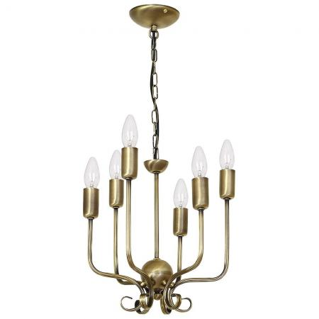 цена на Подвесная люстра Artpole Spinne 001168