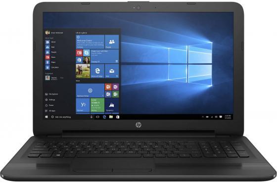 Ноутбук HP 250 G5 15.6 1366x768 Intel Celeron-N3060 SSD 128 4Gb Intel HD Graphics 400 черный Windows 10 Home W4N50EA ноутбук hp 250 g5 celeron n3060 1 6ghz 15 6 4gb ssd128gb dvd hd graphics 400 w10 black w4n50ea