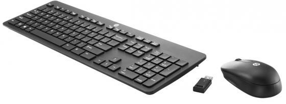 Комплект HP Wireless Business N3R88AA USB черный стоимость