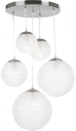 Подвесная люстра Globo Balla 1581-5 подвесной светильник globo balla 1581 5