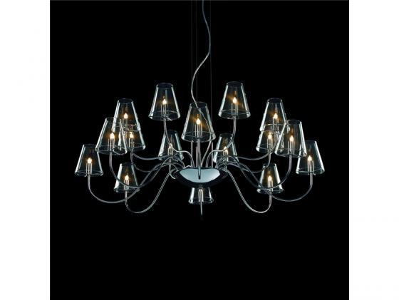 все цены на Подвесная люстра Lightstar Diafano 758164 онлайн