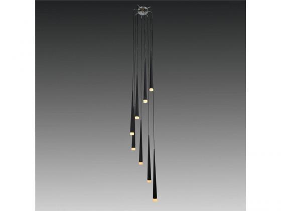 Подвесная люстра Lightstar Meta Duovo 807087 подвесная люстра lightstar meta duovo 807086