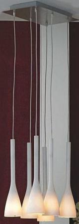 Подвесная люстра Lussole Varmo LSN-0106-06  цена и фото