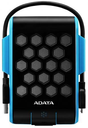 """Внешний жесткий диск 2.5"""" USB3.0 1Tb A-Data HD720 AHD720-1TU3-CBL синий цена и фото"""
