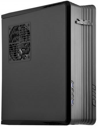 Корпус mini-ITX SilverStone Raven SST-RVZ01B-E Без БП чёрный компьютерный корпус e mini e i7 htpc e350 h61 h67 itx e i7