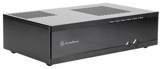 все цены на Корпус mini-ITX SilverStone Milo SST-ML05B Без БП чёрный онлайн