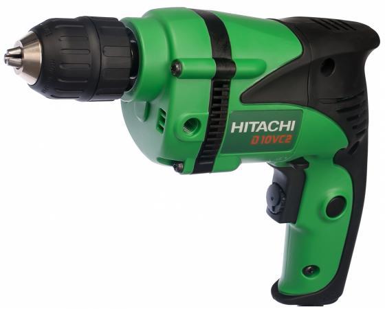 цена на Дрель-шуруповёрт Hitachi D10VC2 460Вт