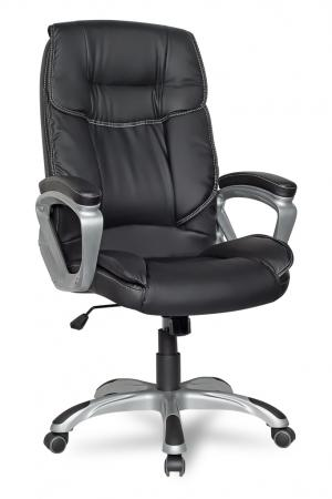 Кресло College CLG-615 LXH Black (XH-2002) экокожа черный кресло руководителя college clg 620 lxh a