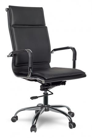 Фото - Кресло College XH-635 экокожа черный CLG-617 LX H кресло руководителя college clg 620 lxh a xh 632alx экокожа черный