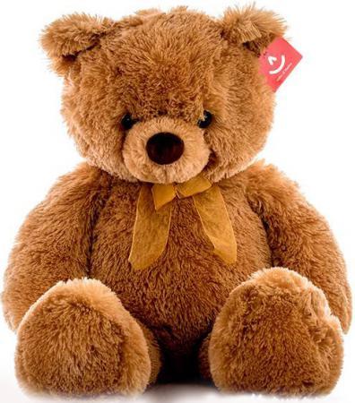 Мягкая игрушка AURORA Медведь 65 см коричневый плюш 15-324