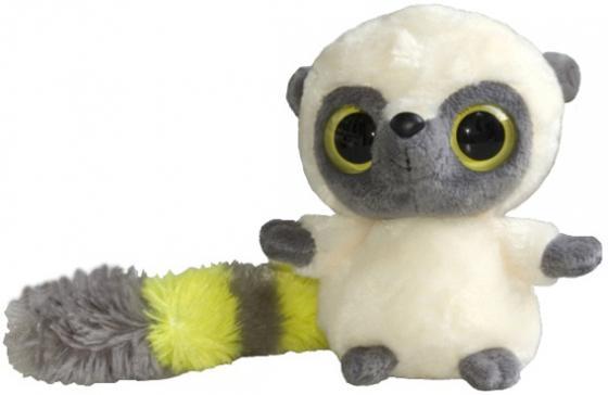 Мягкая игрушка Aurora Юху и его друзья - Юху 12 см желтый плюш мягкая игрушка aurora юху и друзья малая панда лежачая 23 см фиолетовый плюш