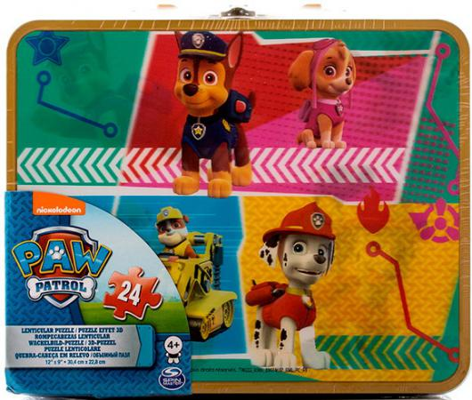 Игровой набор Paw Patrol Spinmaster 24 предмета 20066916 20cm canine patrol dog toys russian anime doll action figures car patrol puppy toy patrulla canina juguetes gift for child m134
