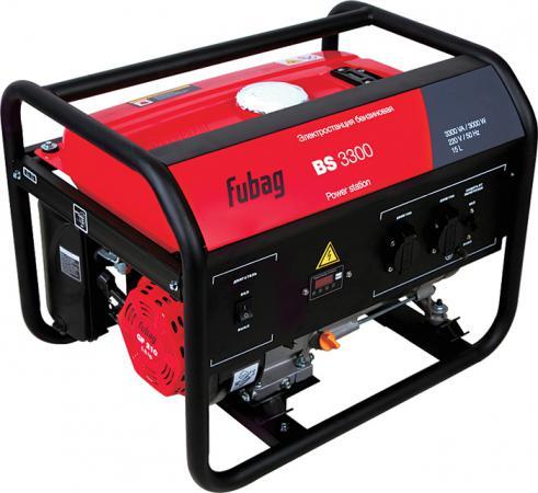 все цены на Генератор Fubag BS 3300 5.8 л.с бензиновый 838209 онлайн