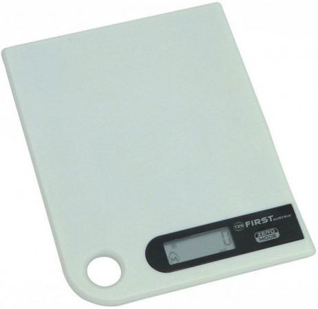 Весы кухонные First 6401-1 белый