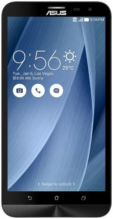 Смартфон ASUS Zenfone 2 Laser ZE500KL серебристый 5 32 Гб LTE Wi-Fi GPS 90AZ00EB-M04770