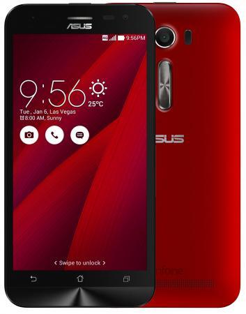 Смартфон ASUS Zenfone 2 Laser ZE500KL красный 5 32 Гб LTE Wi-Fi GPS 3G 90AZ00E3-M04740 смартфон asus zenfone 2 laser ze500kl белый 5 8 гб lte wi fi gps 3g 90az00e2 m01140