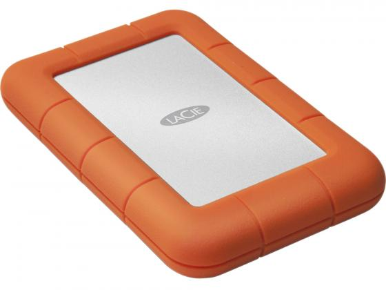 "Внешний жесткий диск 2.5"" USB3.0 Thunderbolt 1Tb Lacie STEV1000400 оранжевый цена"