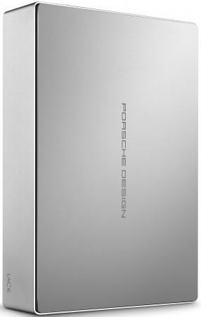 Внешний жесткий диск 3.5 USB3.1 4Tb Lacie Design Desktop STFE4000200 серебристый 3 5 usb3 0 4tb lacie porsche p9233 9000385