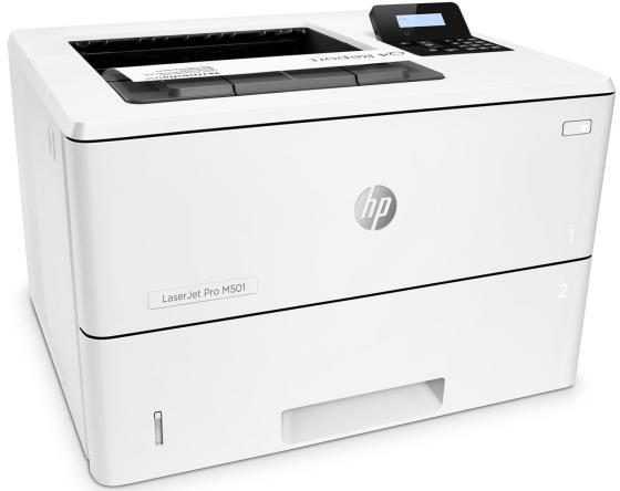 Принтер HP LaserJet Pro M501dn J8H61A ч/б A4 43ppm 600x600dpi 256Mb Ethernet USB J8H61A repalce paper roller kit for hp laserjet laserjet p1005 6 7 8 m1212 3 4 6 p1102 m1132 6 rl1 1442 rl1 1442 000 rc2 1048 rm1 4006