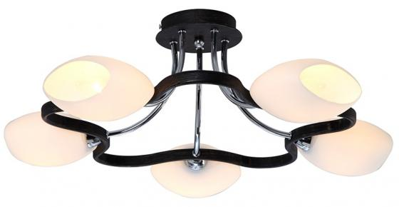 Потолочная люстра Arte Lamp Liverpool A3004PL-5BA люстра на штанге arte lamp liverpool a3004pl 8wa