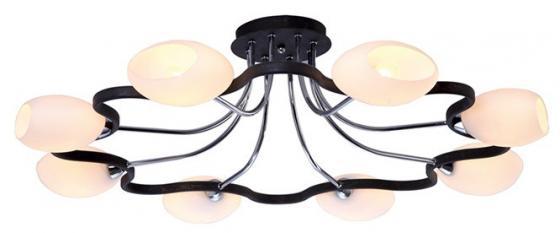 Потолочная люстра Arte Lamp Liverpool A3004PL-8BA люстра на штанге arte lamp liverpool a3004pl 8wa